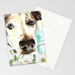 Watercolor Wildflowers & her Bestie Stationery Cards