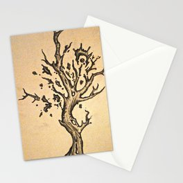 deeply rooted Stationery Cards