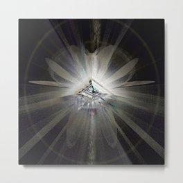 Illumination I Metal Print