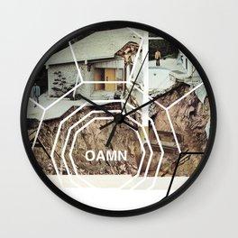 hill Wall Clock