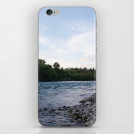 River Calgary iPhone Skin