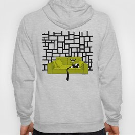 Couch surfing Hoody