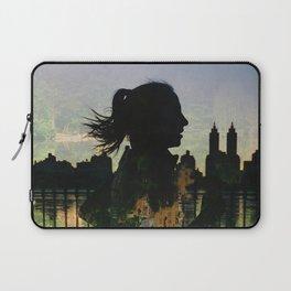 Central Park running Laptop Sleeve