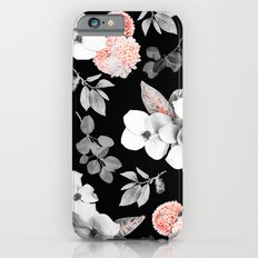 Night bloom - moonlit flame Slim Case iPhone 6