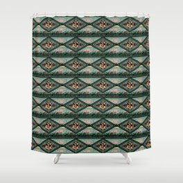 Kachina Eagle Shower Curtain