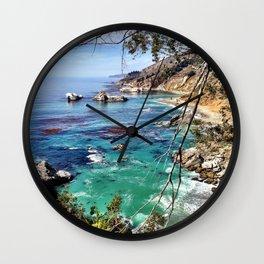 Big Sur Beauty Wall Clock