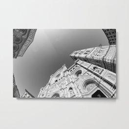 Florence Duomo Metal Print
