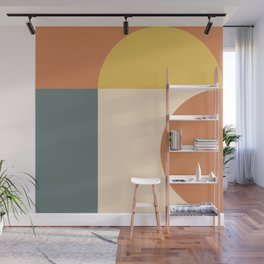 Abstract Geometric 04 Wall Mural