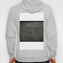 2Birds 1Stone The 7-Year Itch Artwork Hoody
