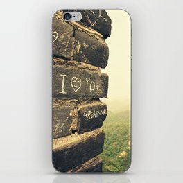 Great Wall  iPhone Skin