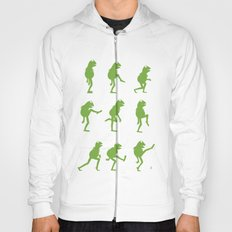 Ministry of Silly Muppet Walks Hoody