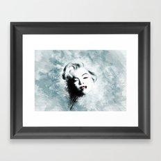 Ohh Marilyn! Framed Art Print