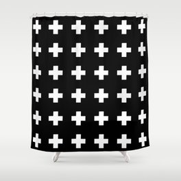 Greek Cross 1 Shower Curtain