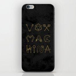 Vox Machina - Critical Role iPhone Skin