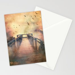 The Mountains Beckon Me Stationery Cards