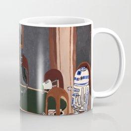 Droids Playing Poker Coffee Mug