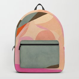 shapes study tartaruga Backpack