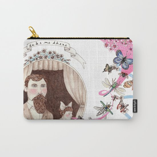 Take Me There Carry-All Pouch