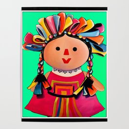 Mexican Maria Doll 3 Poster