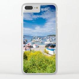 Hvar 3.5 Clear iPhone Case