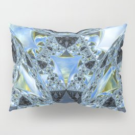 Electra Blue Pillow Sham