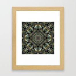 Labradorite Starlight Framed Art Print