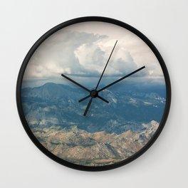 Albania Wall Clock