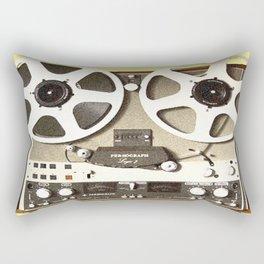 Reel To Real Rectangular Pillow