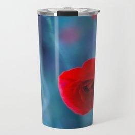 Red Travel Mug