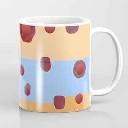 Red meteorites Coffee Mug