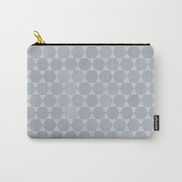 Star Of David | Modern Geometry Carry-All Pouch
