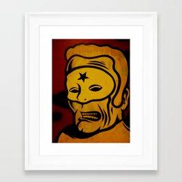 the hienchman Framed Art Print