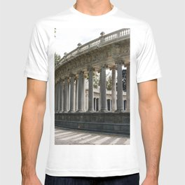 Retiro Park in Madrid  T-shirt