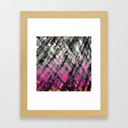 Interwoven Framed Art Print