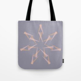 Pastel XMas Design I Tote Bag