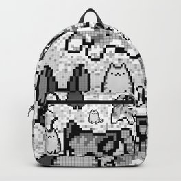 Cat and kitten 4 Backpack