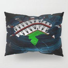 The Arabic Pillow Sham