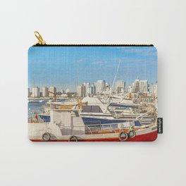 Punta del Este Port, Maldonado, Uruguay Carry-All Pouch
