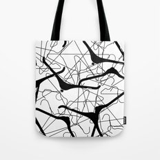 Hangle Tangle Tote Bag