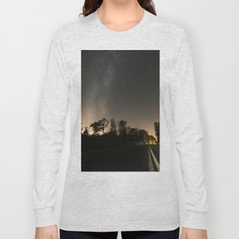 Milky high way Long Sleeve T-shirt