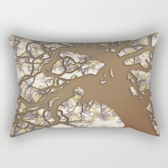 Tree (abstract) Rectangular Pillow