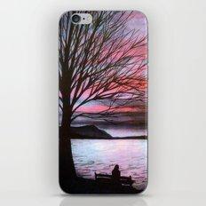 Boulevard Sunset iPhone & iPod Skin