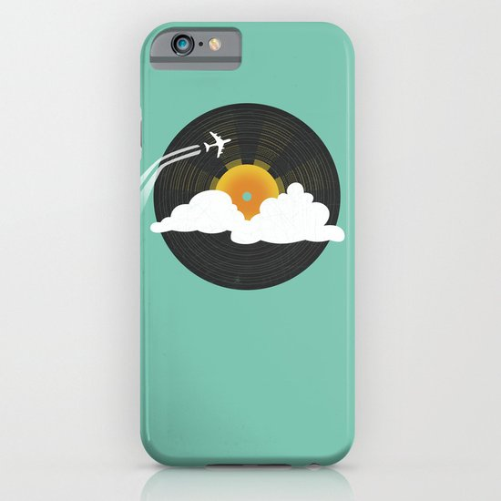 Sunburst Records iPhone & iPod Case