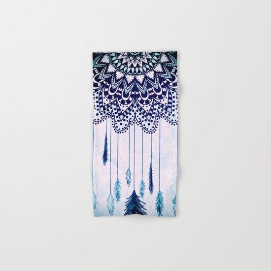BOHO DREAMS MANDALA Hand & Bath Towel