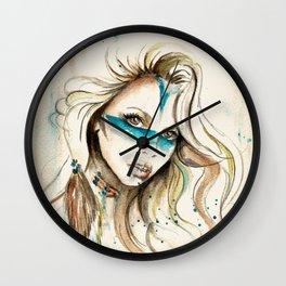 Soul Warrior Wall Clock