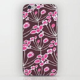 Floral Sprigs iPhone Skin