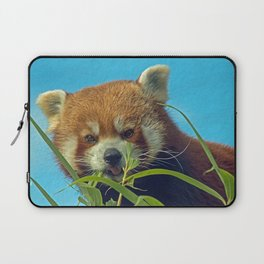 RED PANDA LOVE Laptop Sleeve