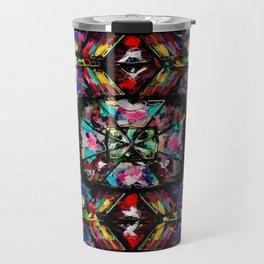 Ecuadorian Stained Glass 0760 Travel Mug