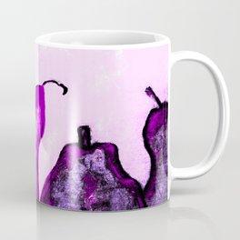 Purple pear 2 Coffee Mug