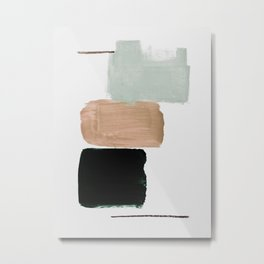 minimalism 15 Metal Print